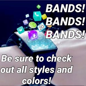 Accessories - Bands! Bands! Bands!